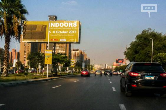 Al-Ahram launches OOH campaign to advertise Indoors Expo-00