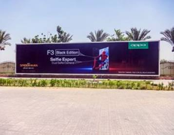 OPPO's new F3 Black Edition sponsors Spiderman: Homecoming
