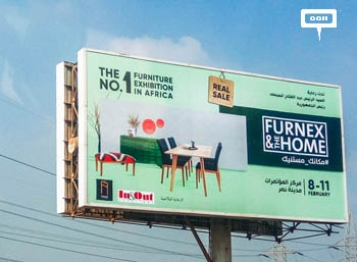 OOH campaign announces new edition of Furnex & The Home