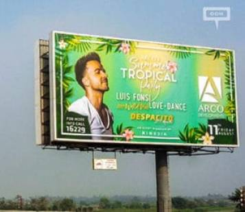 Arco Developments celebrates Summer Tropical Party in Sahel
