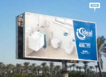 Ideal Standard launches new OOH campaign