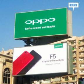OPPO surprises Egypt with the launch of F5