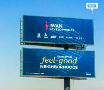 IWAN Developments comes back with branding campaign