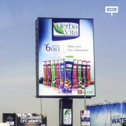 Reedy promotes Herba Vita on the roads-cover-image