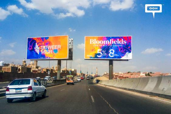 Tatweer Misr evolves outdoor campaign for Bloomfields-00