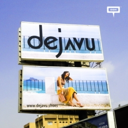 Dejavu presents summer collection with OOH-cover-image