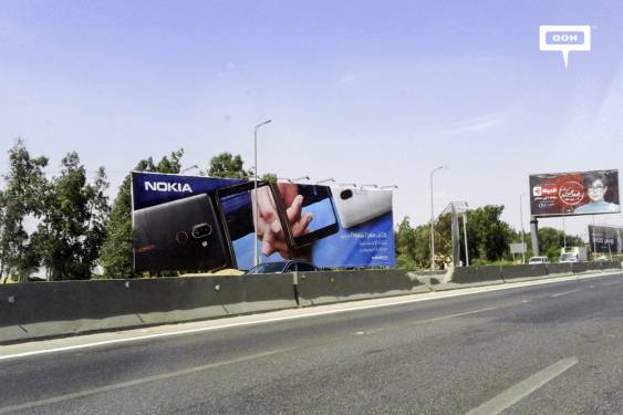 Nokia presents 7 Plus with OOH campaign-00