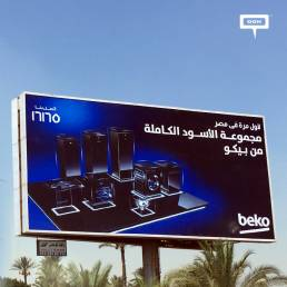 BEKO launches black range on the billboards-cover-image