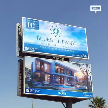 Blues Tiffany evolves campaign with new ad visuals