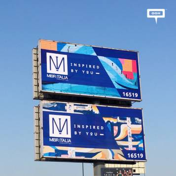 New colorful branding campaign from Misr Italia
