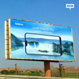 New outdoor campaign for Nokia 6.1 Plus-cover-image