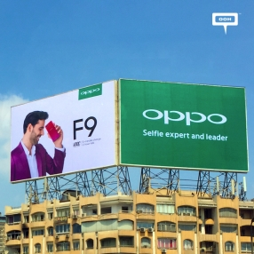 OPPO dazzles Egypt with the launch of F9