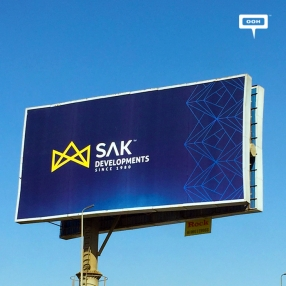 SAK takes off with Out-Of-Home campaign