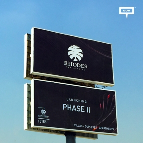 Rhodes announces Phase II with new OOH campaign