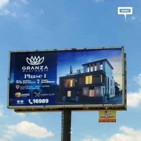 GRANZA switches OOH locations to improve reach