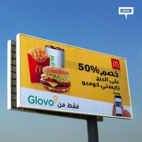 Glovo takes off in Egypt with Out-Of-Home