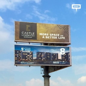 Castle Landmark returns with new OOH