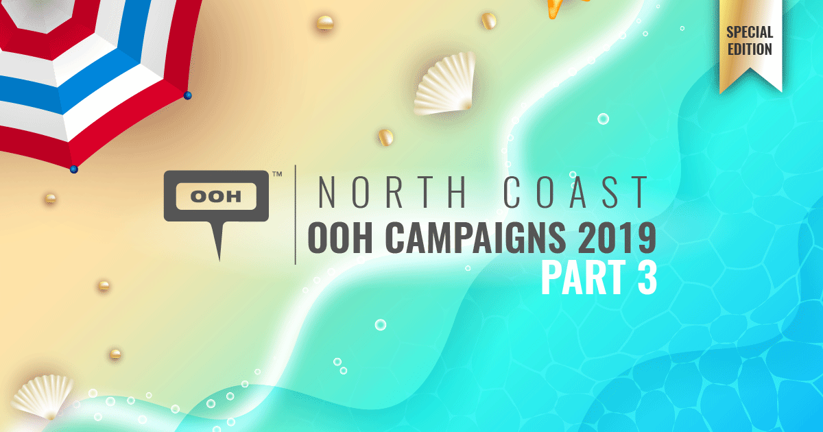 The North Coast journey comes to an end with the last OOH edition
