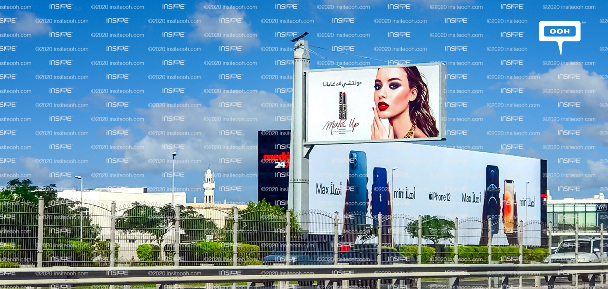 Dolce Gabbana Fires Up Dubai S Roads With The Passionlips Of Giulia Maenza Insite Ooh Media Platform Outdoor Advertising Campaigns Giulia maenza goes seductively glam with a look featuring the perfect powerful red lip. dolce gabbana fires up dubai s roads